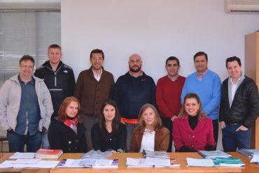 Delegación de UMBRASIL visita a nuestra institución