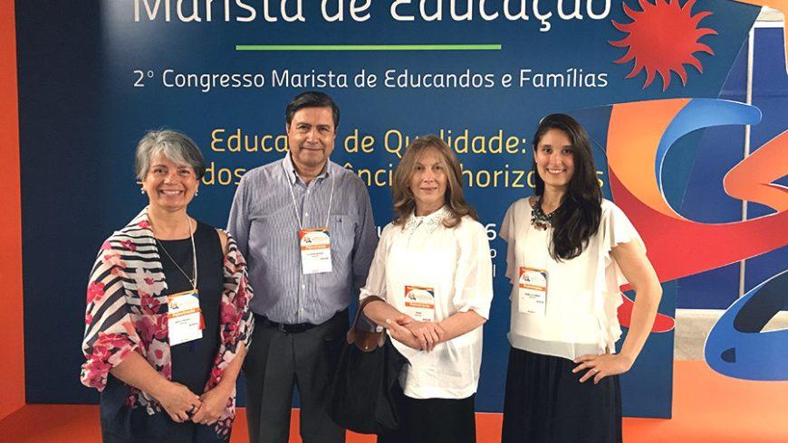 EDUC Y CEIS EN CONGRESO INTERNACIONAL MARISTA