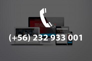 Nuevo número telefónico
