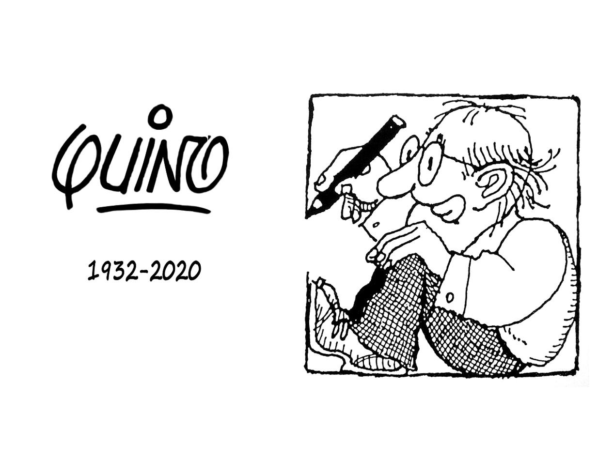 Quino… (1932-2020)