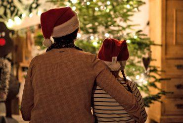 Cómo preparar a los hijos para unas navidades diferentes