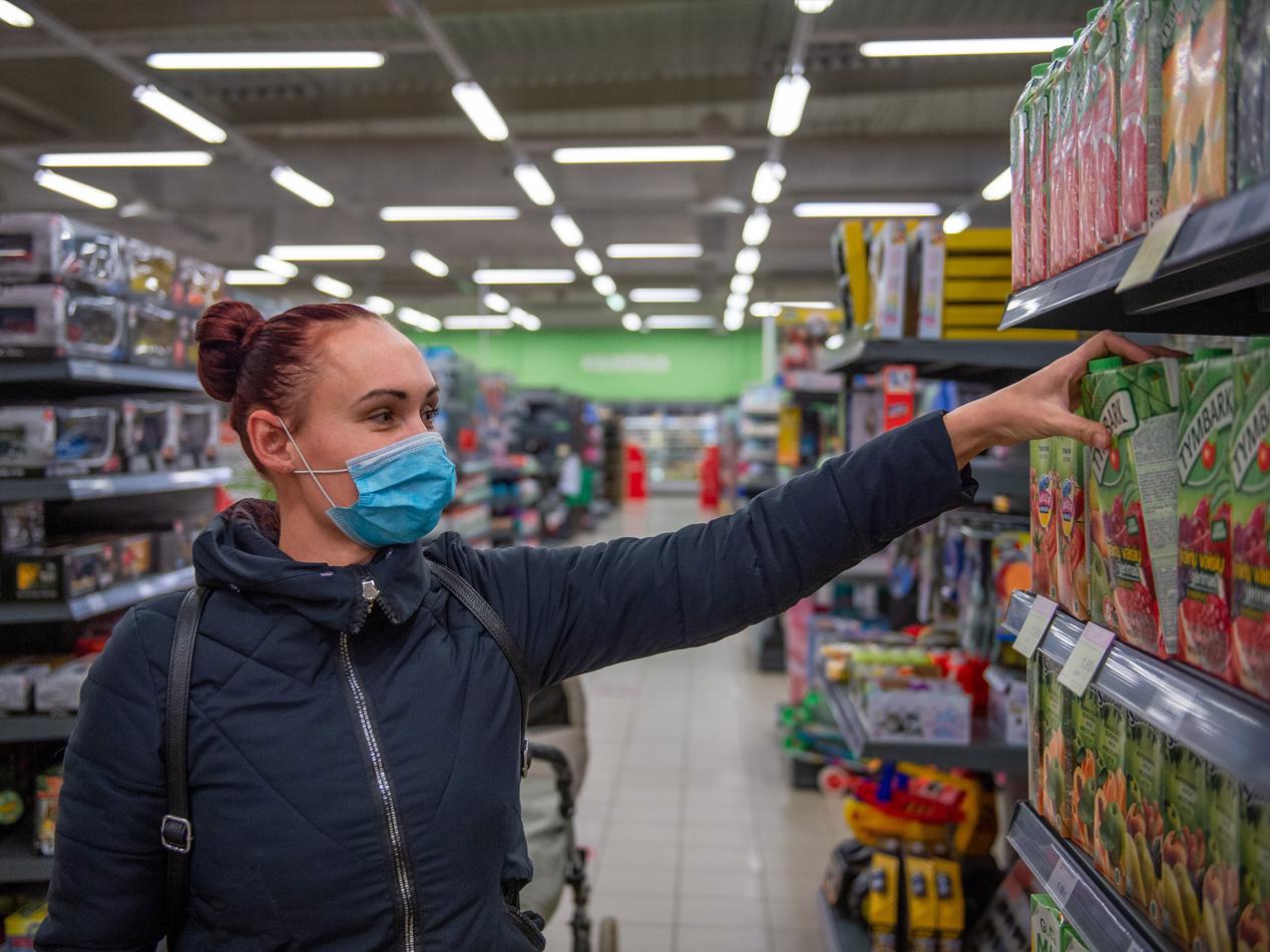 Efectos del Covid en el comportamiento del consumidor