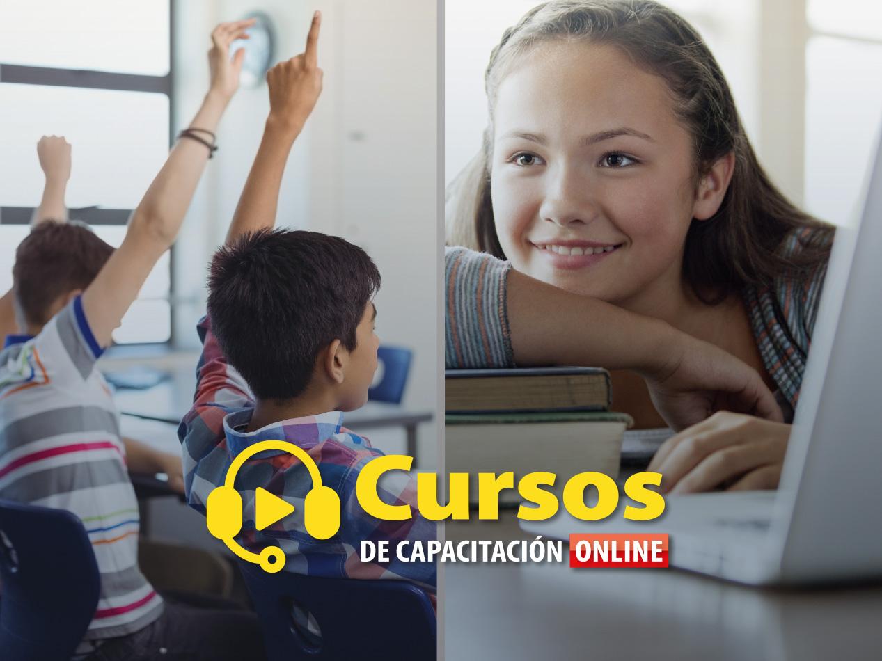Cursos de Capacitación para el aprendizaje de aula virtual y presencial