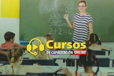 CURSOS DE CAPACITACIÓN PARA LA  ENSEÑANZA DE LAS MATEMÁTICAS